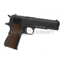 KJW - Pistolet M 1911 A1 Gaz Blow Back