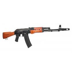 AK 74 metal and wood - ICS