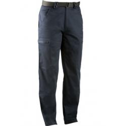 "Pantalon SWAT ""Gendarmerie"" antistatique bleu marine"