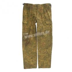 Pantalon BDU camo digital flora russe