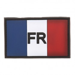 Ecusson PVC - France couleur