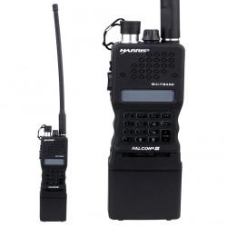 Radio PRC-152 factice - Noir