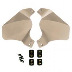 Caches latéraux (Side Cover) pour casque FAST - Tan