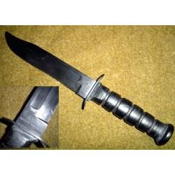 Couteau KABAR caoutchouc