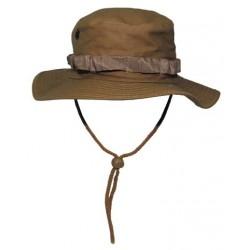"""Chapeau de brousse """"Boonie Hat"""" coyote tan"""