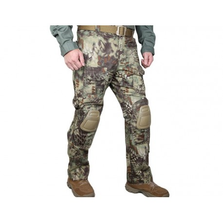 Pantalon tactique - Coupe Crye - Kryptech Mandragore - Emerson