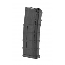 [MID-CAP] Chargeur M4 M16 style PTS 200 billes LONEX- Noir
