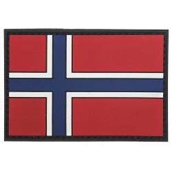 Ecusson PVC - Norvège
