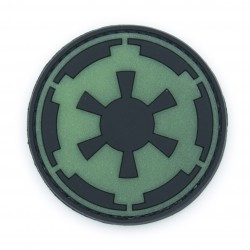 Ecusson PVC avec scratch - Star Wars - Empire