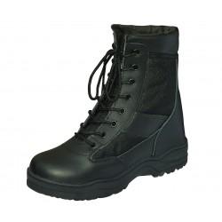Commando boots - Black