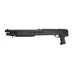 ASG - Fusil à pompe FRANCHI SAS 12 court - burst 3 billes - NOIR