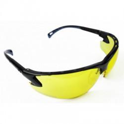 ASG - Lunettes de protection ajustables - Jaune