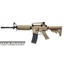 CM16 Carbine GAZ BLOWBACK Desert - G&G
