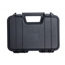 ASG - Petite Mallette rigide 7x19x31cm pour pistolet - NOIR