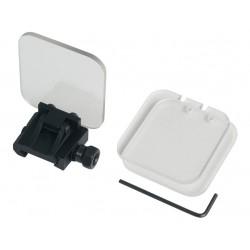 ASG - x3 lentilles de protection pour viseur