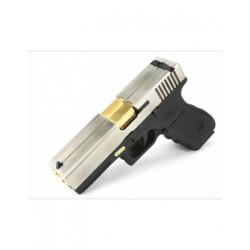 WE - 17.3 Dueller Double Canon GBB Gaz - 0,9 joule