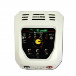 PRO-TRONIK - Chargeur Batterie Balance Lipo/life/NiMh AP410AC