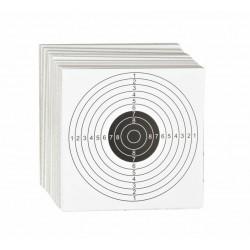 ASG - 100 Cibles en papier 14x14cm