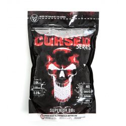 CURSED Series - Sachet de 3600 billes 0,28gr