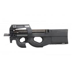 WE - P90 TA-2015 GBB Gaz - NOIR