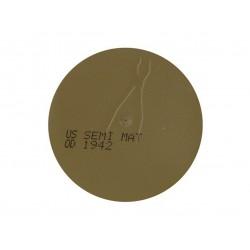 SYMPACOLOR - Bombe de Peinture 400ml - US SEMI MAT OD 1942