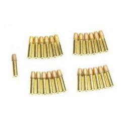 ASG - 25 Douilles basse puissance 6mm pour révolver Dan Wesson