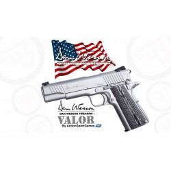 ASG - DAN WESSON Valor 1911 Co2 - 1,2 joule - CHROME