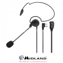MIDLAND - Casque Audio Tour de Nuque AB29