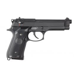 ASG - M9 HW GBB Gaz - 0,9 joule - NOIR