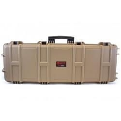 NUPROL - Mallette Waterproof 103x33x15cm - TAN