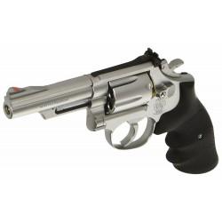"""TOKYO MARUI - Révolver Smith&Wesson M66 4"""" gaz - 0,7 joule - CHROME"""