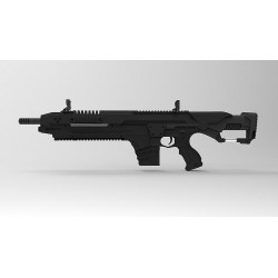 CSI - S.T.A.R XR5 FG-1502 - NOIR