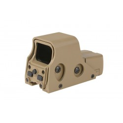 THETA OPTICS - Viseur point Rouge/vert EOTECH holosight TO551 TAN