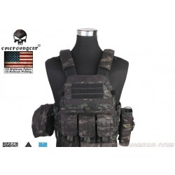 EMERSON - Gilet Plate Carrier LBT6094A - MULTICAM BLACK