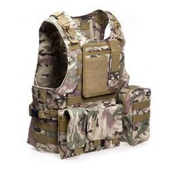 EMERSON - Gilet Plate Carrier AMPHIBIOUS - MULTICAM