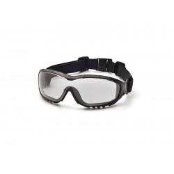 ASG - Lunettes/masque de Protection - NOIR