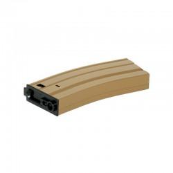 CCCP - Chargeur métal Hi-Cap pour M4/M16 - 300 billes - TAN