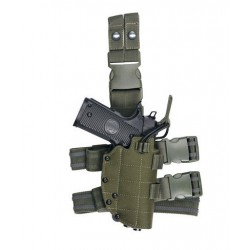 "ASG - Holster de cuisse universel ""STRIKE SYSTEMS"" - OD"