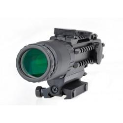 AIMO - Lunette avec point lumineux X1-3 noir