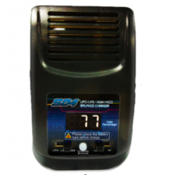 BLUE MAX - Chargeur batterie LIPO/NIMH/LIFE SD4