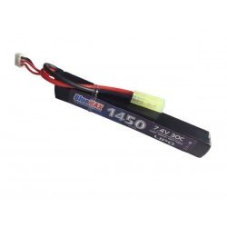 BLUE MAX - Batterie Lipo 7,4V 1450mAh 30C