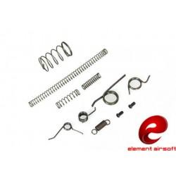 ELEMENT AIRSOFT - Kit de ressorts de remplacement pour P226