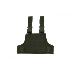 INVADER GEAR - Plateforme cuisse MK.II avec systeme molle - OD