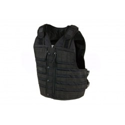 INVADER GEAR - Gilet tactique molle MMV - NOIR