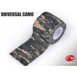 ELEMENT AIRSOFT - Bande de camouflage - UNIVERSAL CAMO