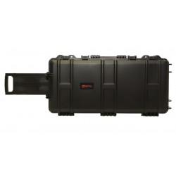 NUPROL - Mallette à roulettes Waterproof 75x33x13cm - NOIR