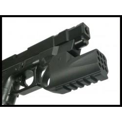HFC - Mini grenade launcher gaz - 40 billes