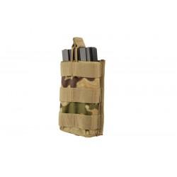 GFC TACTICAL - Poche simple pour chargeur type M4/M16 - Multicam
