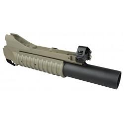 S&T - Lance grenade 40 mm M203 long - TAN
