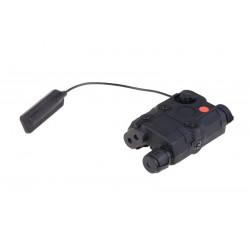 FMA - Boitier PEQ lampe/laser - NOIR